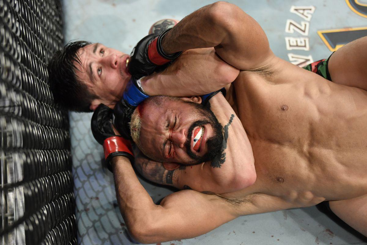 Deiveson Figueiredo wants third fight with Brandon Moreno